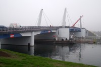 Uroczyste otwarcie mostu w Sobieszewie 10-11-2018 godz: 14:30
